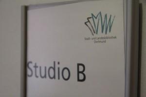 Studio B der Stadt- und Landesbibliothek Dortmund