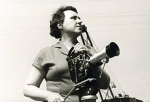 Stark 002 Elisabeth Wilms mit Kamera