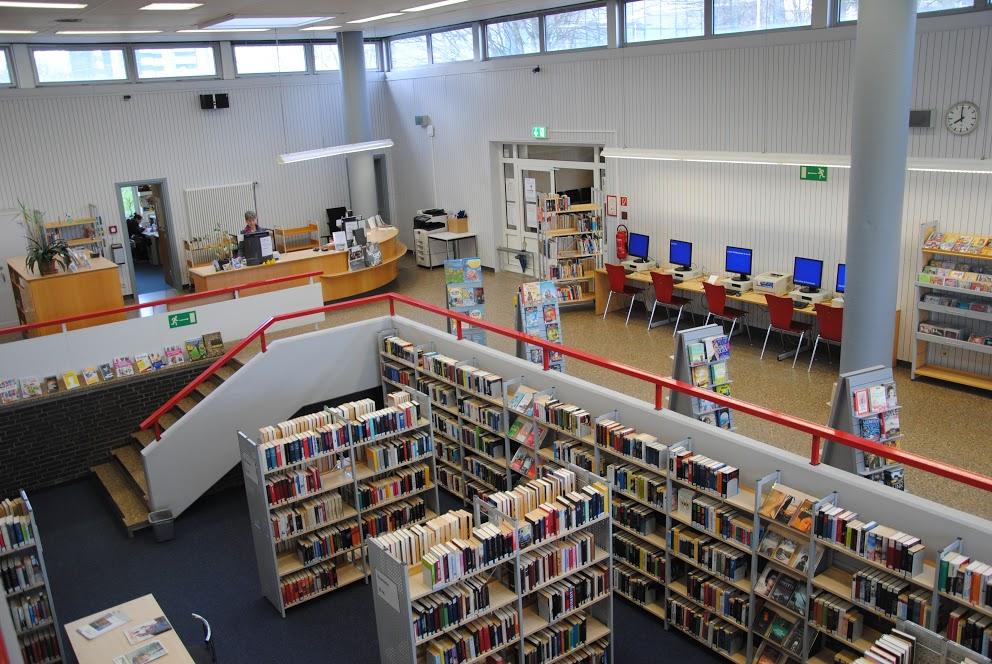 Poetry Slam In Der Stadtteilbibliothek Scharnhorst Stlb Blog