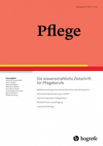 Pflege - Cover