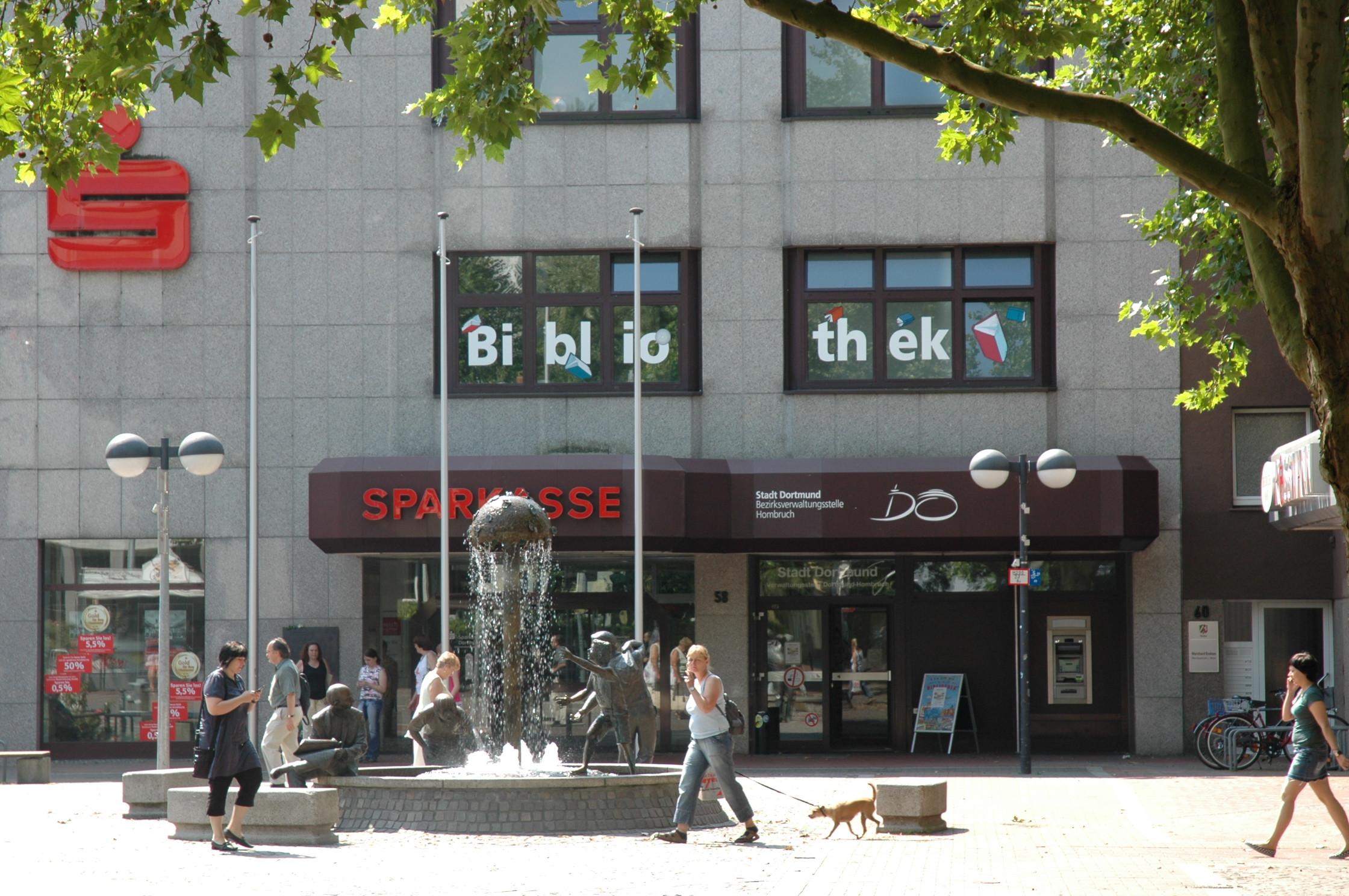 Stadtteilbibliothek Hombruch