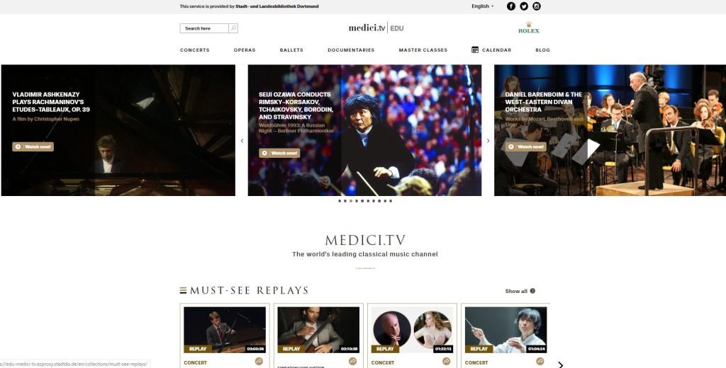 medici.tv2019