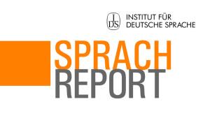 Logo Sprachreport
