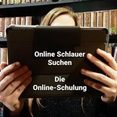 Online Schlauer Suchen. Die Online-Schulung