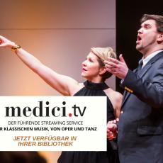Museen und Theater geschlossen – medici.tv weiterhin online genießen