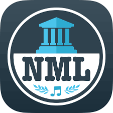Logo der NML-App
